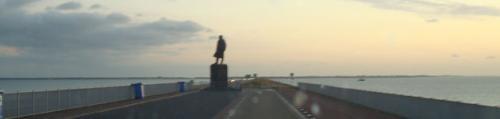 L-monument-lucht